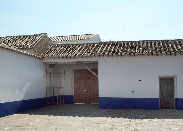 Museo Etnográfico, Palomar de Pintado