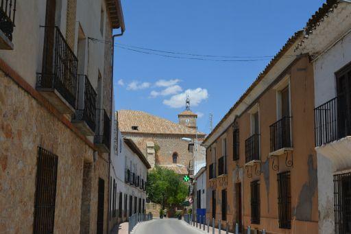 Vista Iglesia y casco urbano