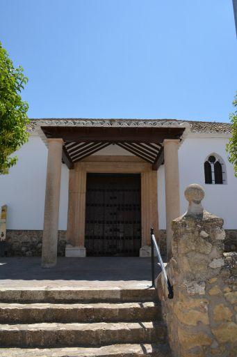 Ermita de San Roque, detalle