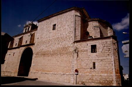 Panorámica Iglesia Parroquial