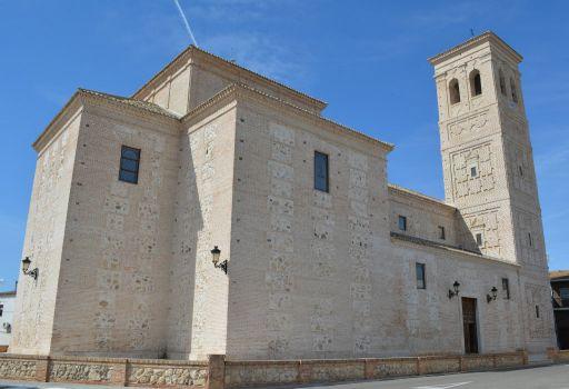 Iglesia parroquial de Santa Leocadia, exterior
