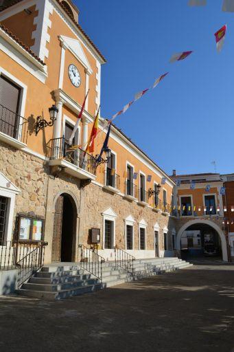 Plaza de España, arco