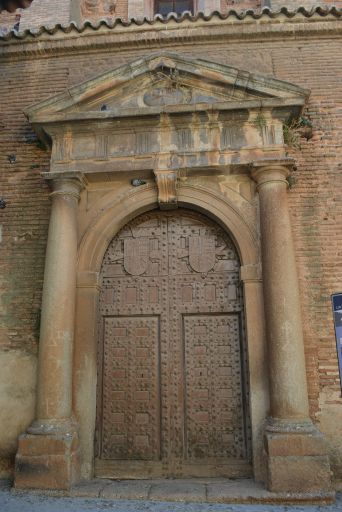 Iglesia parroquial de San Juan Bautista (b)