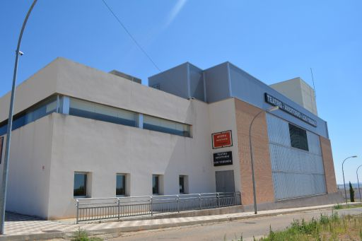 Museo de ciencias naturales y auditorio