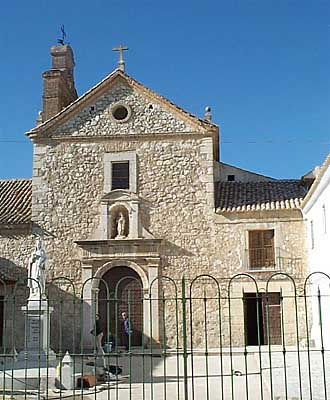 Convento de las Carmelitas, S.XVI