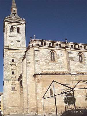 Iglesia parroquial de San Benito Abad, torre