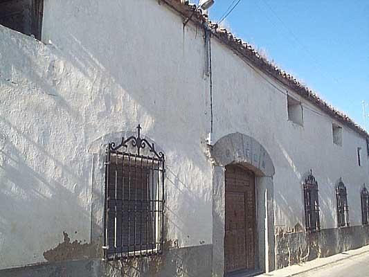 Casa de los Martín de Vidal, S.XVII