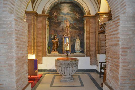 Iglesia parroquial de la Asunción, capilla