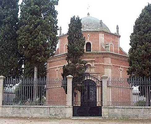 Panteón Garnica Mansi