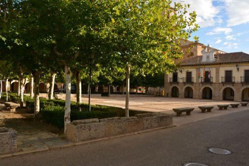Plaza de D. Cesáreo Gómez Arroyo