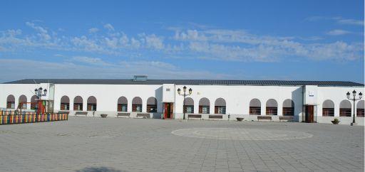 Plaza de Agustín Contreras