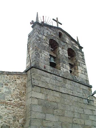 Iglesia parroquial de la Purísima Concepción, espadaña
