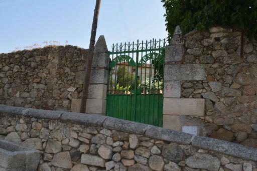 Villa Rosario, residencia de Jacinto Benavente