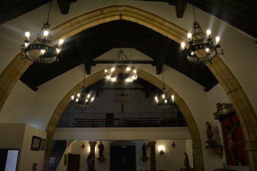 Iglesia parroquial de San Bartolomé apostol, coro