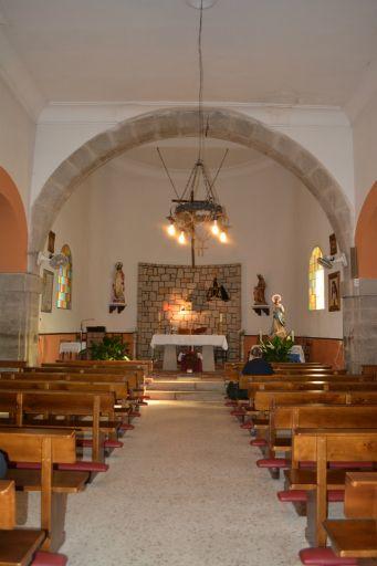 Iglesia de Ntra. Sra. de la Antigua, interior