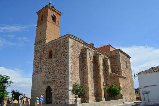Iglesia parroquial de San Antonio Abad, exterior