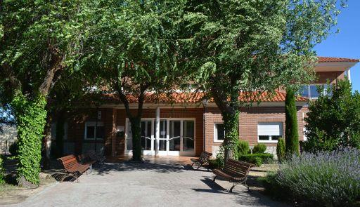 Instalaciones municipales, residencia de mayores