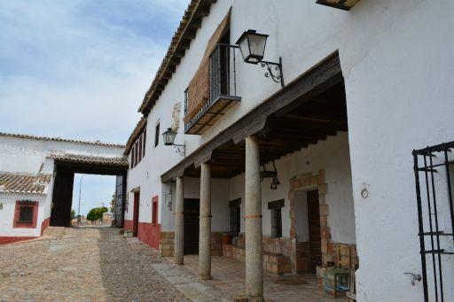 Casa Medrano, patio