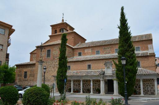 Iglesia parroquial de San Eugenio Mártir