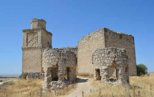 Castillo, vista general