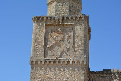 Castillo, escudo