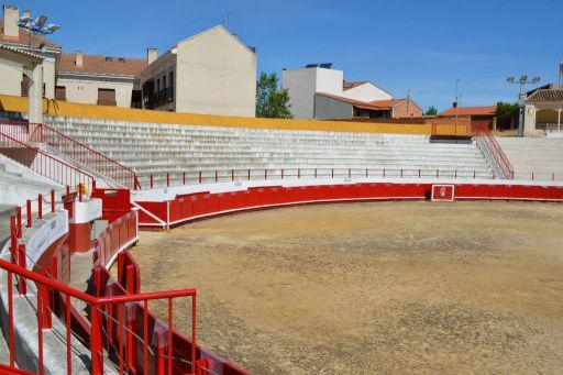 Plaza de Toros, interior