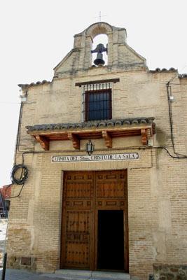 Ermita del Santísimo Cristo de la Sala