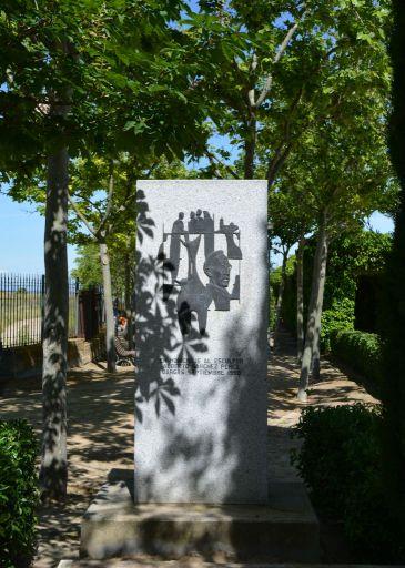Parque del escultor Alberto Sánchez