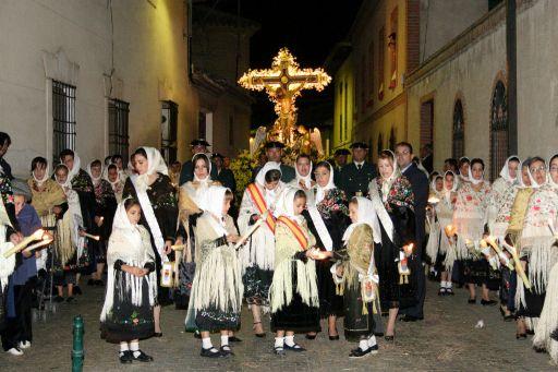 Procesión del Santísimo Cristo de la Sala (a)