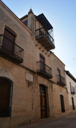 Casa balconada