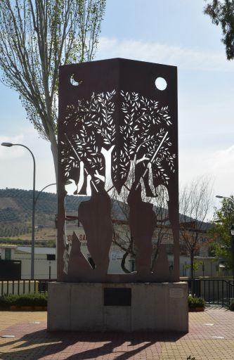 Monumento al Campesino Olivarero