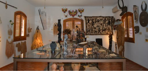 Museo etnológico, Otros mundos (1)