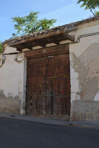 Casa Carrizal, portón