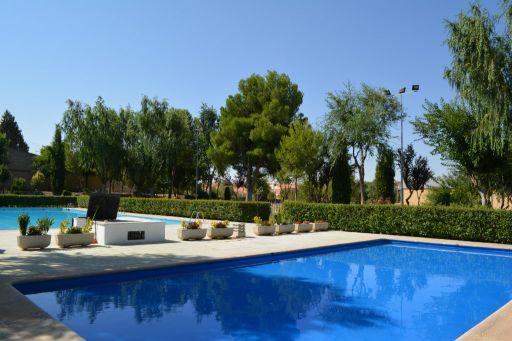 Instalaciones deportivas, piscina