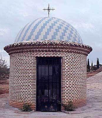 Ermita de la Virgen de Cilla
