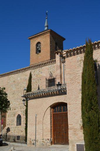 Iglesia de San Pedro Apóstol, detalle