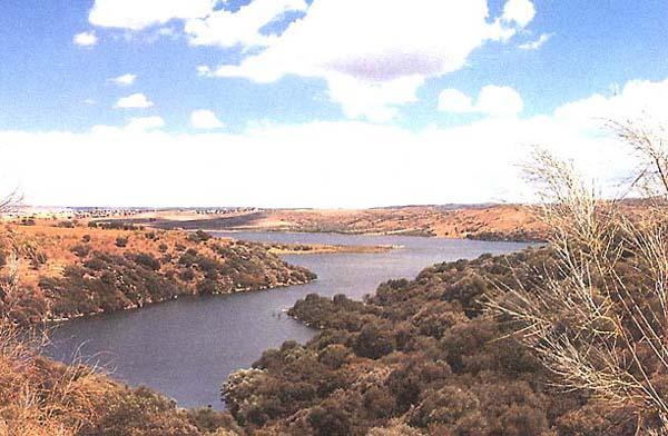 Vista desde La Vía Verde