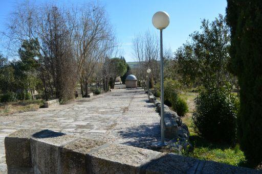 Parque y Ermita de la virgen de Chilla