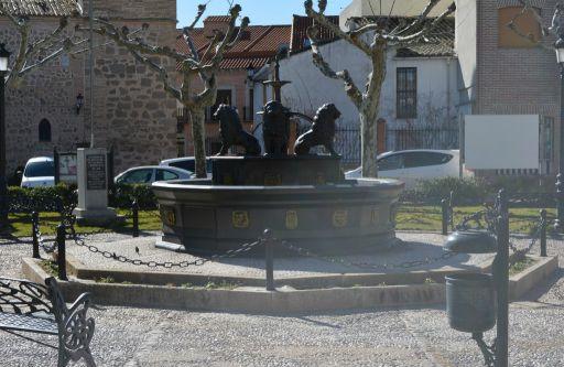 Fuente de la Plaza de la Constitución