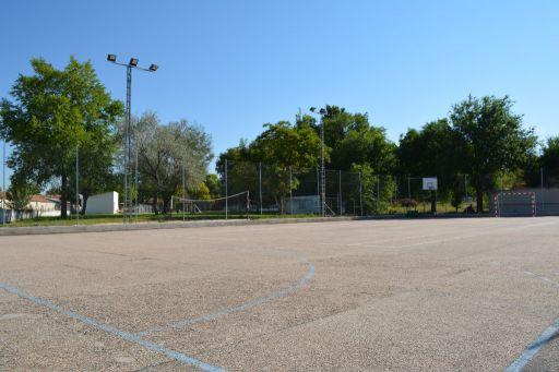 Instalaciones deportivas, pistas