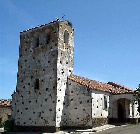 Iglesia parroquial de la Cátedra de San Pedro Apóstol