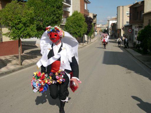 Fiestas del Corpus Christi, pecados y danzantes, carrera de pecado