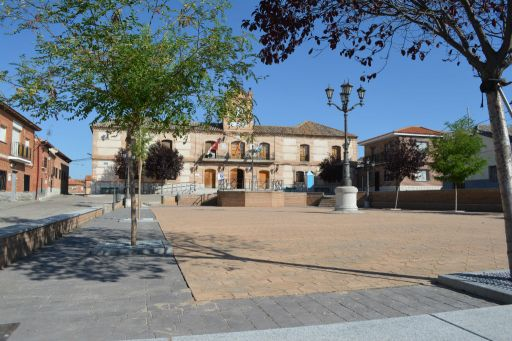 Plaza de Cristo Rey