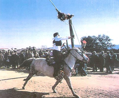 Fiestas patronales de la Virgen de la Ronda