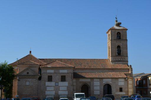 Iglesia parroquial de San Miguel Arcángel, exterior
