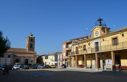 Plaza de Esapaña
