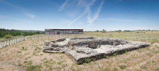 Parque Arqueológico, mausoleo