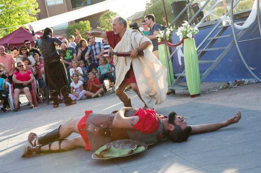 Jornadas Romanas, representaciones 3