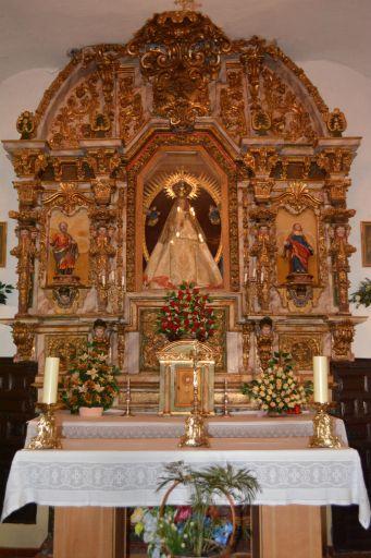 Ermita de Ntra. Sra. de la Encina, interior