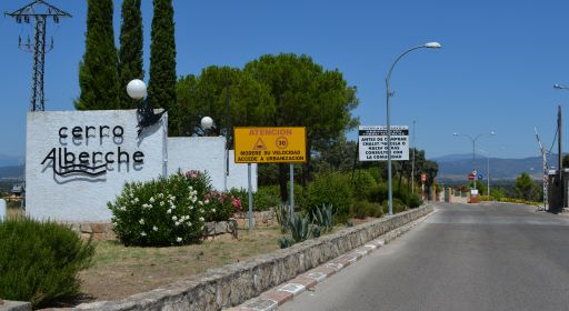 Urbanización Cerro Alberche